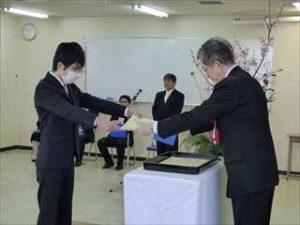 卒業式 (4)