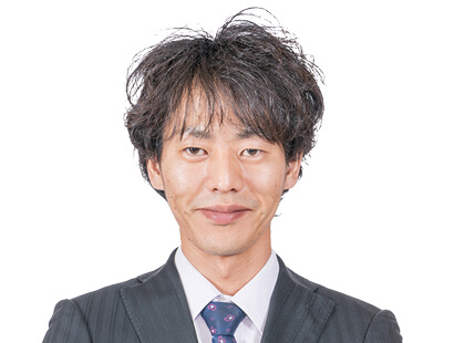 AI科目担当 永谷 隆明 先生