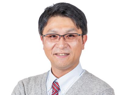 システム開発科目担当 竹迫 伸一郎先生